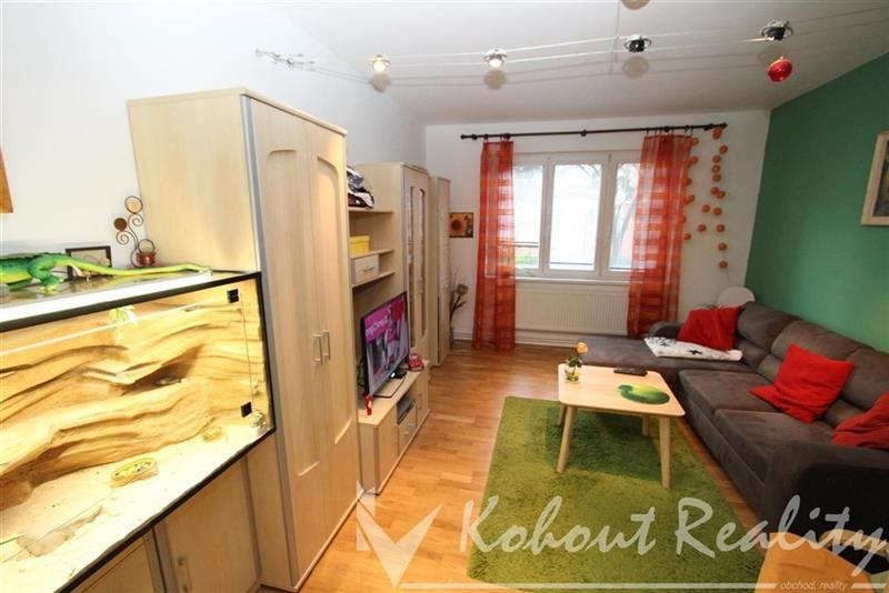 Exklusivně slunný, zařízený, byt o velikosti 2+1, 66m2, P10, Strašnice