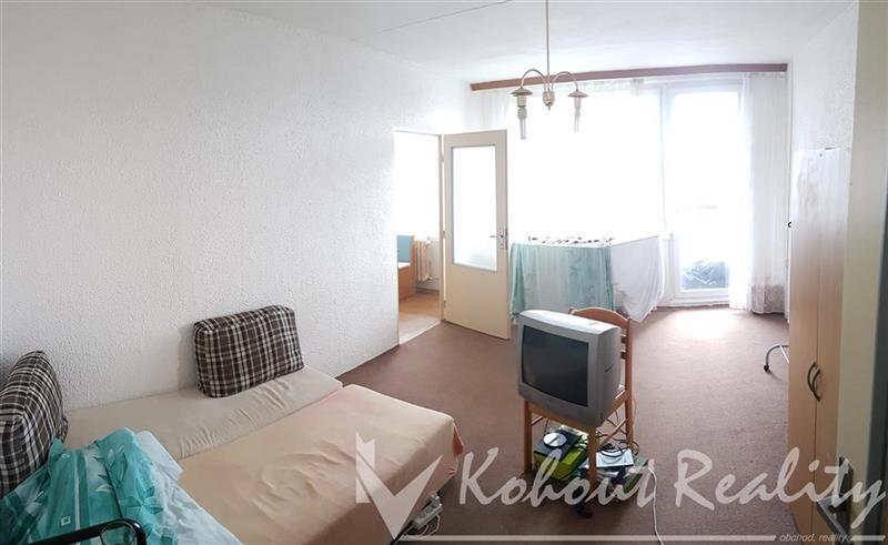 Exklusivně, slunný, družstevní byt 3+1/L, 80m2, P5, Barandov