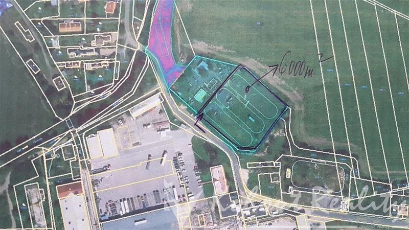 Exklusivně nabízíme komerční stavební pozemek o výměře 6000m2, Praha-východ, Mochov