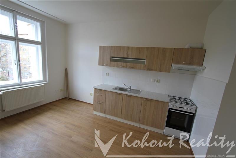 Exklusivně zrekonstruovaný, nezařízený, cihlový, byt 2+1, 56m2, Praha 9, ulice Na Rozcestí