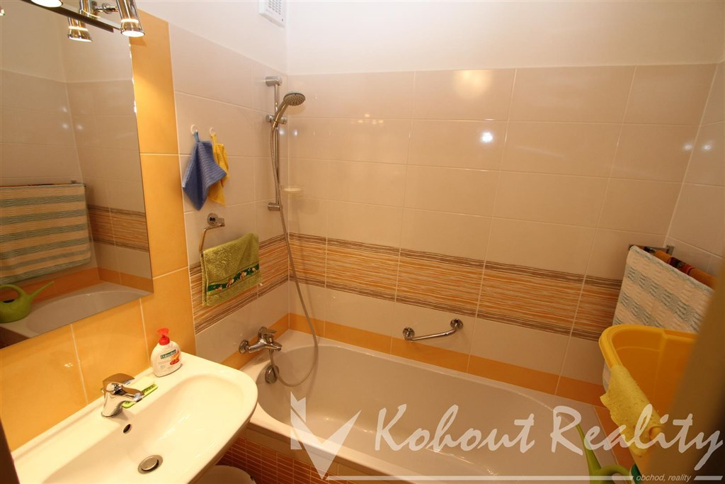 Exklusivně slunný, cihlový, zrekonstruovaný byt OV, 3+1/B, 66m2, P10, Vršovice