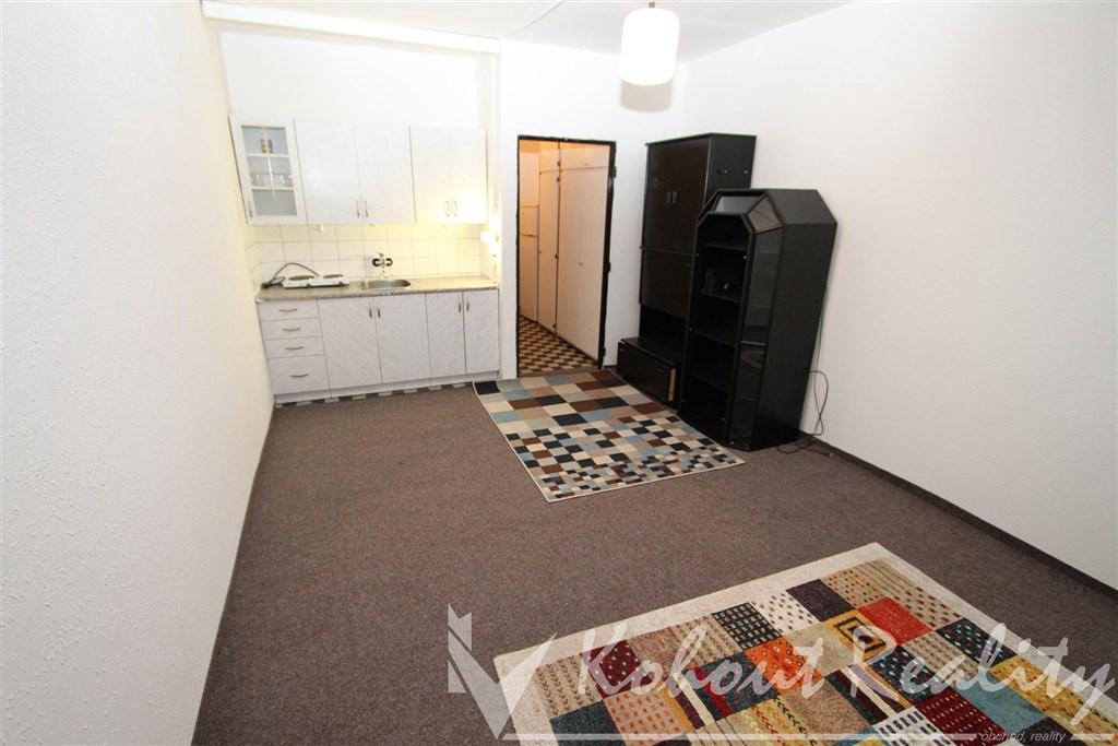 Exklusivně slunný, družstevní byt 1+kk(25m2) s překrásným výhledem, Praha 10, Tuklatská