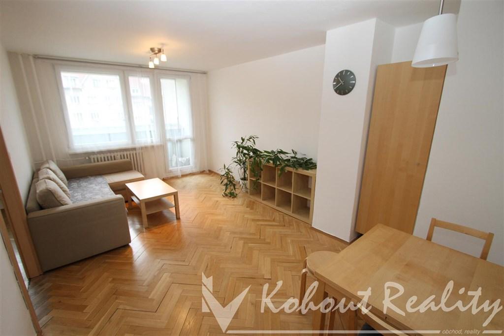 Exklusivně slunný, klidný 2+kk/L, 58m2, Praha 10, Strašnice, ulice Ke Strašnické