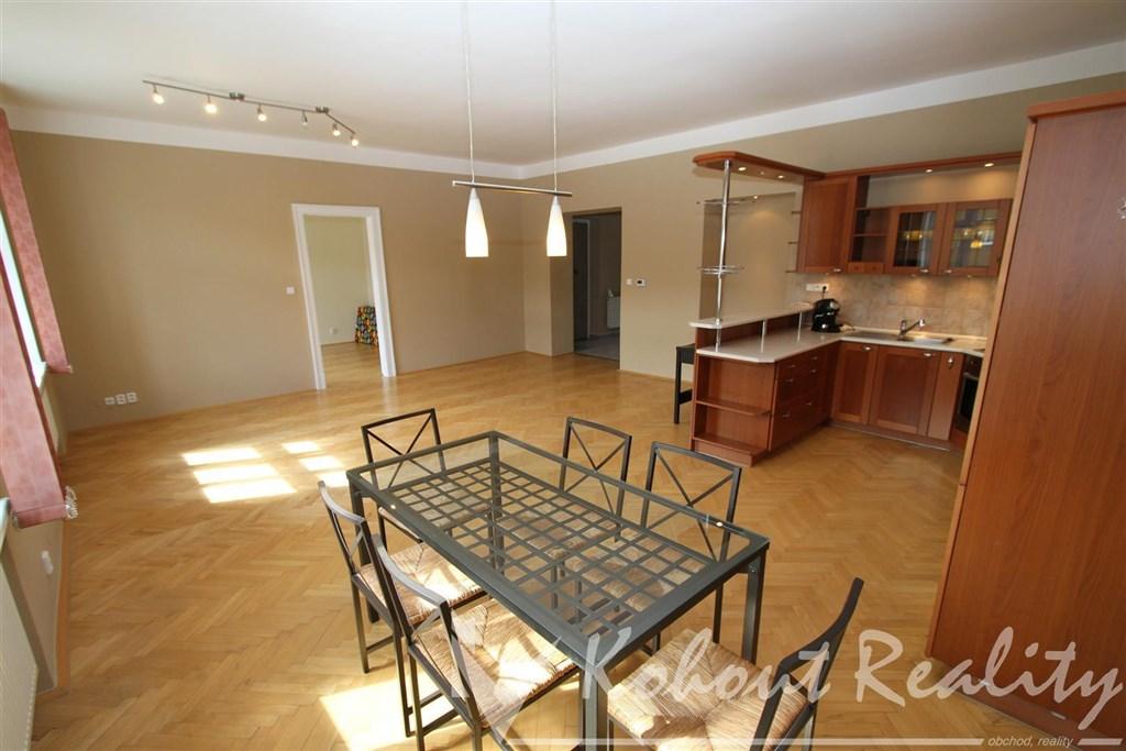 Krásný byt 3+kk. 100m2, Praha 10 Strašnice ul. V Olšinách