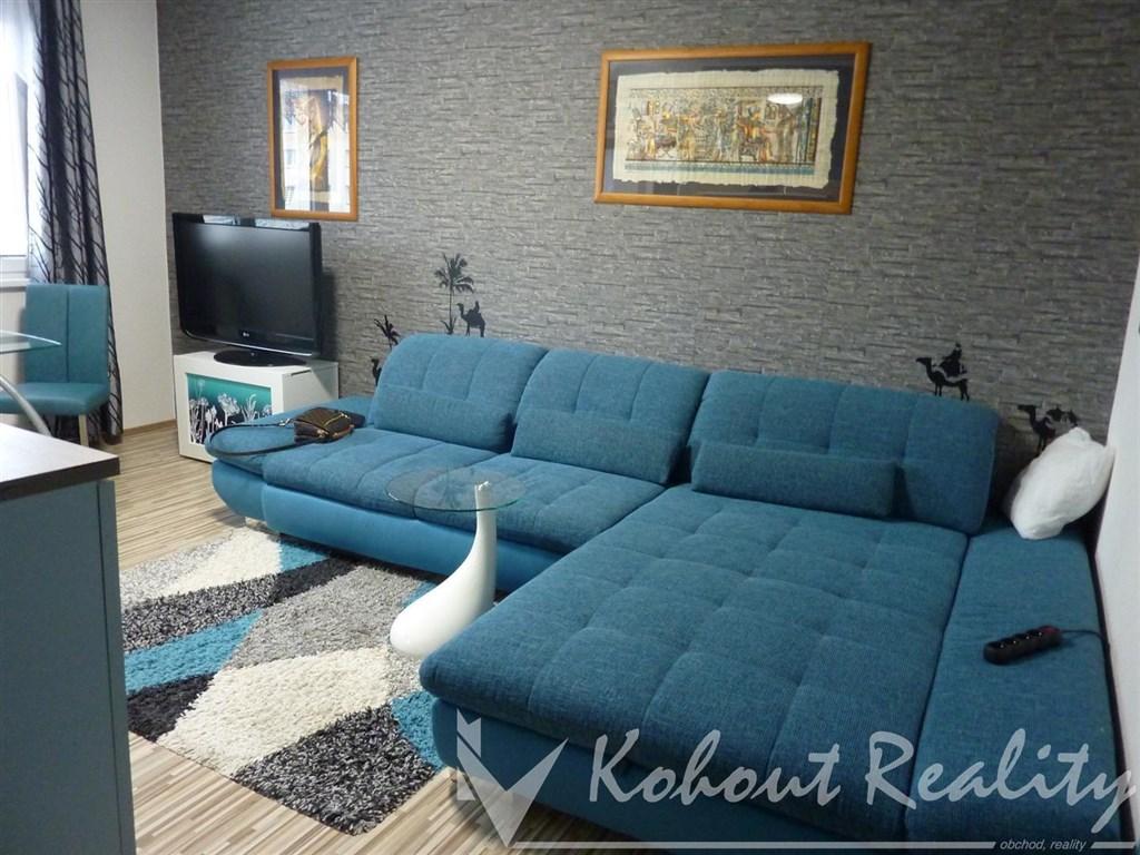 Krásný byt 2+1, 56m2, P10, Záběhlice (byt bude jen částečně zařízen)